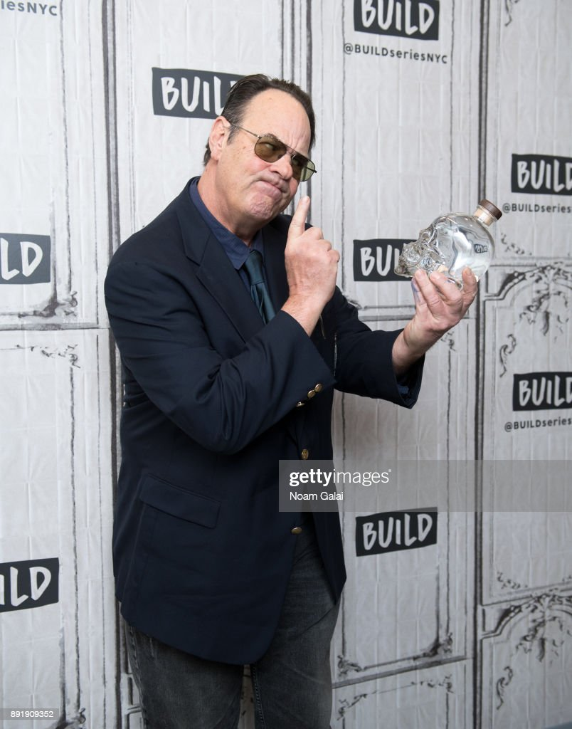 Build Presents Dan Aykroyd Discussing Crystal Head Vodka