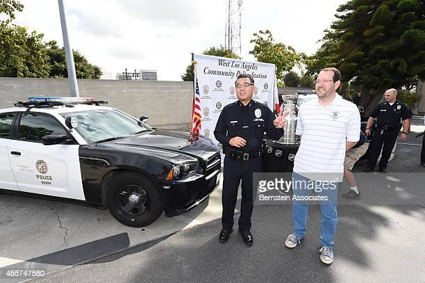 lapd detention officer