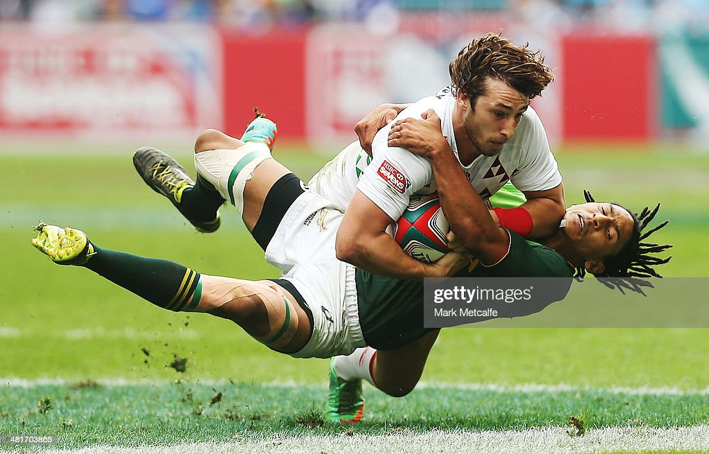2014 Hong Kong Sevens : News Photo