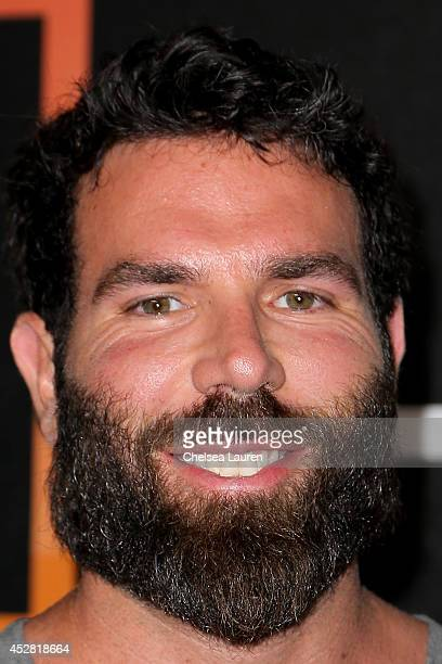 Dan Bilzerian arrives at Entertainment Weekly's Annual Comic Con Celebration at Float at Hard Rock Hotel San Diego on July 26 2014 in San Diego...