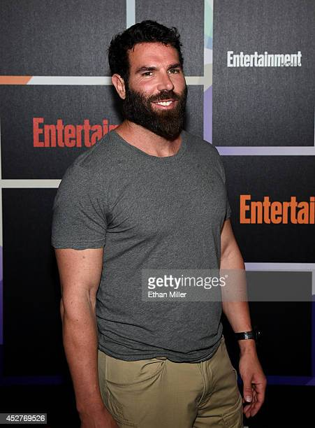 Dan Bilzerian attends Entertainment Weekly's annual ComicCon celebration at Float at Hard Rock Hotel San Diego on July 26 2014 in San Diego California