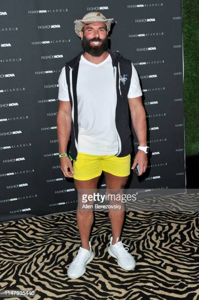 Dan Bilzerian attends Fashion Nova x Cardi B Collection launch party at Hollywood Palladium on May 08 2019 in Los Angeles California