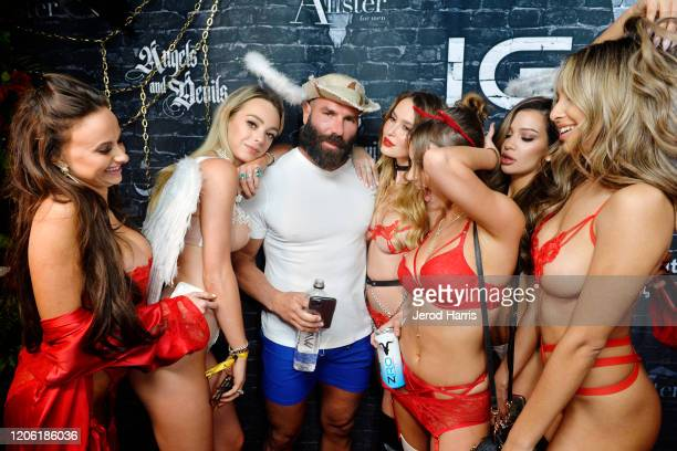 Dan Bilzerian attends Ignite International Brands Ltd Introduces Ignite Vodka With it's Annual Valentine's Party on February 13 2020 in Belair...