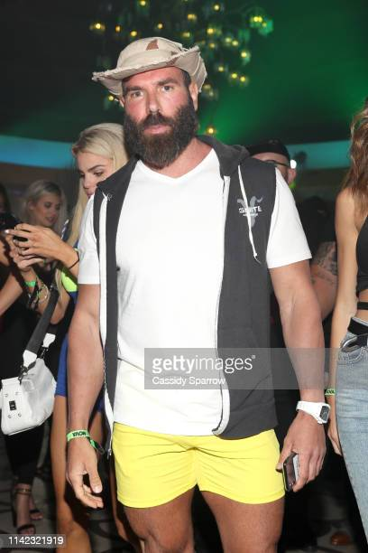 Dan Bilzerian is seen as Fashion Nova Presents Party With Cardi at Hollywood Palladium on May 8 2019 in Los Angeles California
