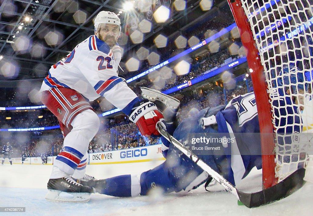 New York Rangers v Tampa Bay Lightning - Game Three