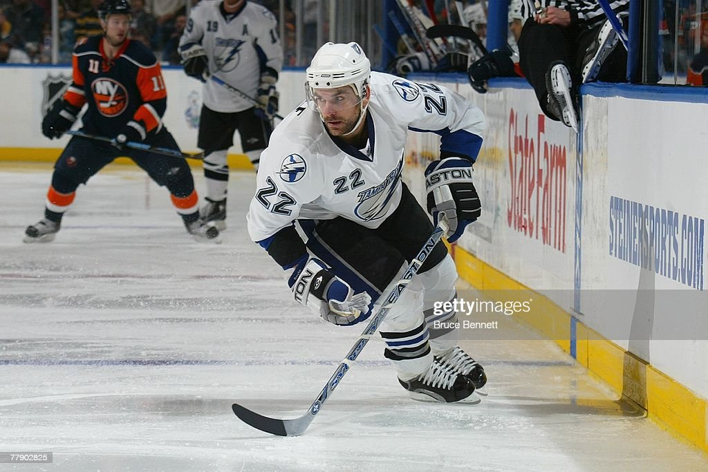 Tampa Bay Lightning v New York Islanders : News Photo