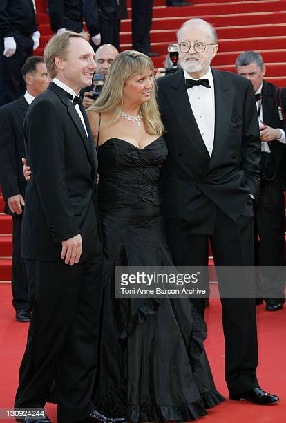 Dan Brown Blythe Brown and JeanPierre Marielle during 2006 Cannes Film Festival Opening Night Gala and World Premiere of The Da Vinci Code Arrivals...