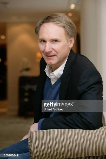 """Dan Brown Buchpräsentation """"Inferno"""" - Der US-amerikanische Schriftsteller Dan Brown präsentiert seinen neuesten Thriller """"Inferno"""" in Köln."""