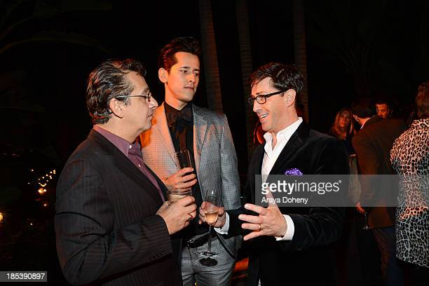 Dan Bucatinsky attends An Evening Under The Stars Benefiting The LA Gay Lesbian Center on October 19 2013 in Los Angeles California