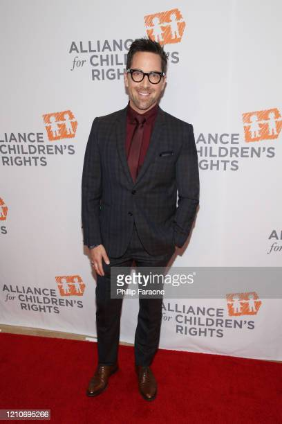 Dan Bucatinsky attends The Alliance For Children's Rights 28th Annual Dinner at The Beverly Hilton Hotel on March 05 2020 in Beverly Hills California