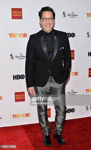 Dan Bucatinsky attends the TrevorLIVE LA 2015 event at Hollywood Palladium on December 6 2015 in Los Angeles California