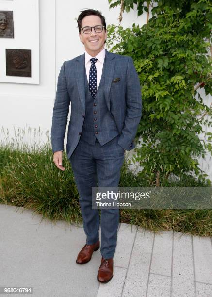 Dan Bucatinsky attends the 'Who Do You Think You Are' FYC event at Wolf Theatre on June 5 2018 in North Hollywood California