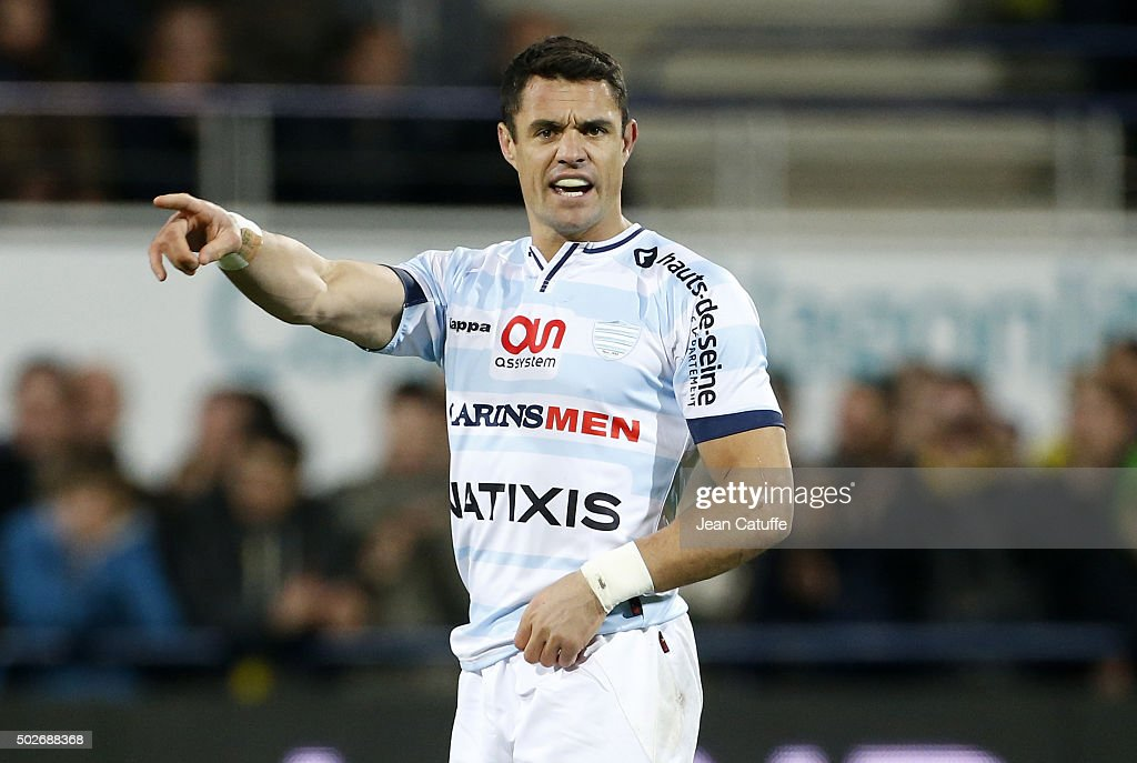 ASM Clermont Auvergne v Racing 92 - Top 14 : News Photo