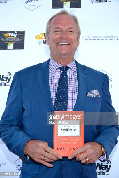 Dan Clark arrives at the 1st Annual Influencers Unite Gala and Eric Zuley birthday celebration on March 18 2017 in Dana Point California
