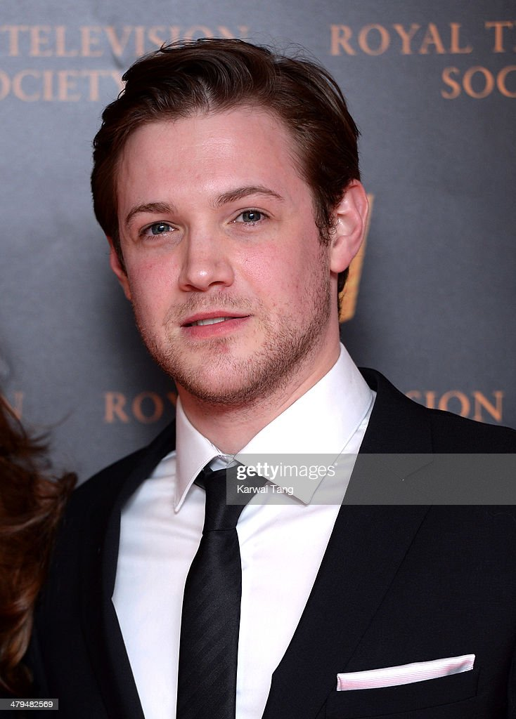 Dan Cohen attends the RTS programme awards at Grosvenor House, on March 18, 2014 in London, England.