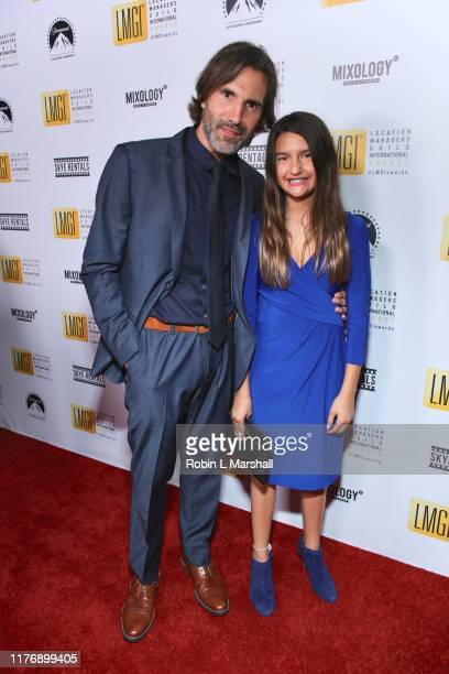 Dan Cooley attends the 6th Annual LMGI Awards at The Eli and Edythe Broad Stage on September 21 2019 in Santa Monica California at The Eli and Edythe...