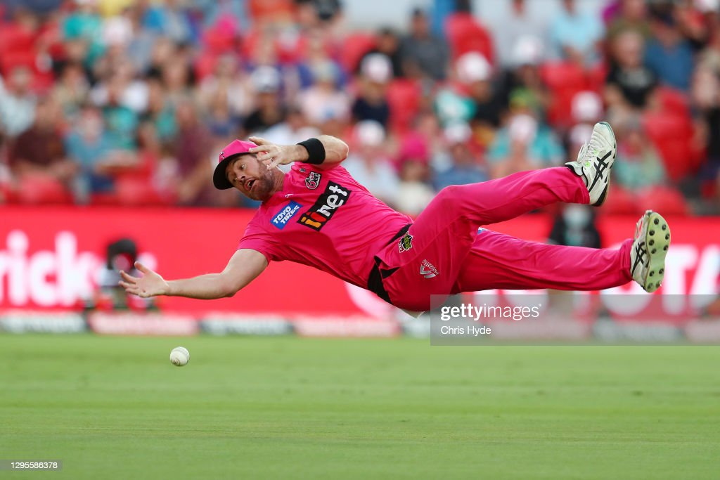 BBL - Sixers v Heat : News Photo