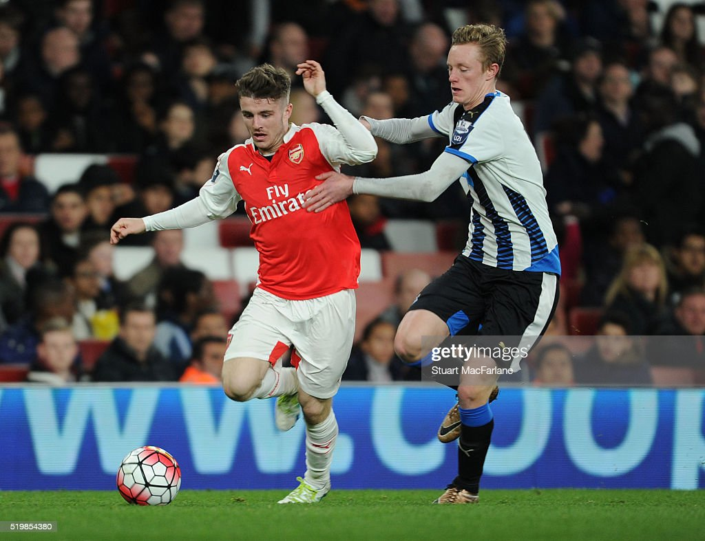 Arsenal v Newcastle: U21 Premier League : News Photo
