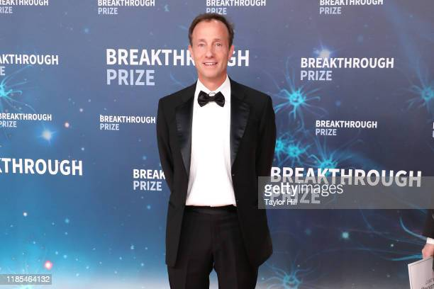 Dan Dees attends the 2020 Breakthrough Prize Ceremony at NASA Ames Research Center on November 03 2019 in Mountain View California