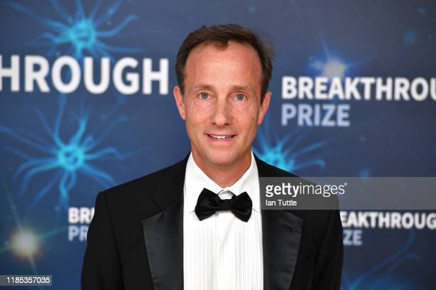 Dan Dees attends the 2020 Breakthrough Prize Red Carpet at NASA Ames Research Center on November 03 2019 in Mountain View California