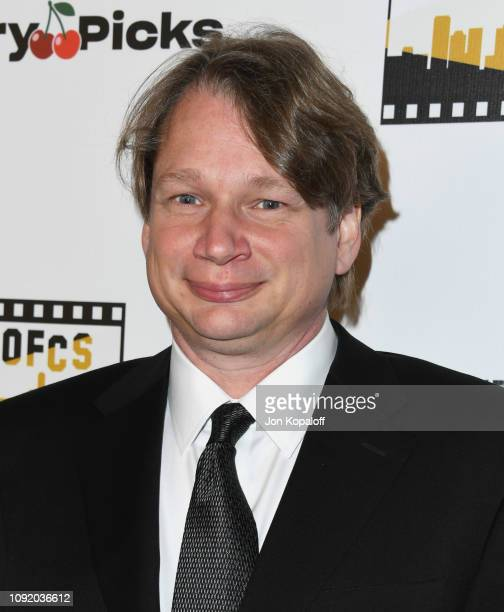 Dan DeLeeuw attends the 2nd Annual Los Angeles Online Film Critics Society Award Ceremony at Taglyan Cultural Complex on January 09 2019 in Hollywood...