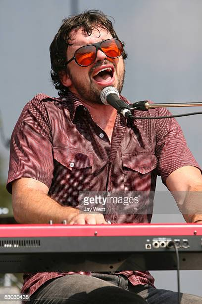 Dan Dyer performs in concert on Day One of Austin City Limits Festival held at Zilker Park on September 26, 2008 in Austin, Texas