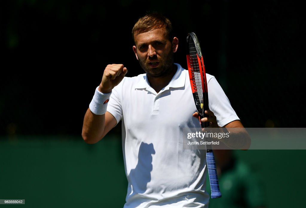 Wimbledon Championships Qualifying