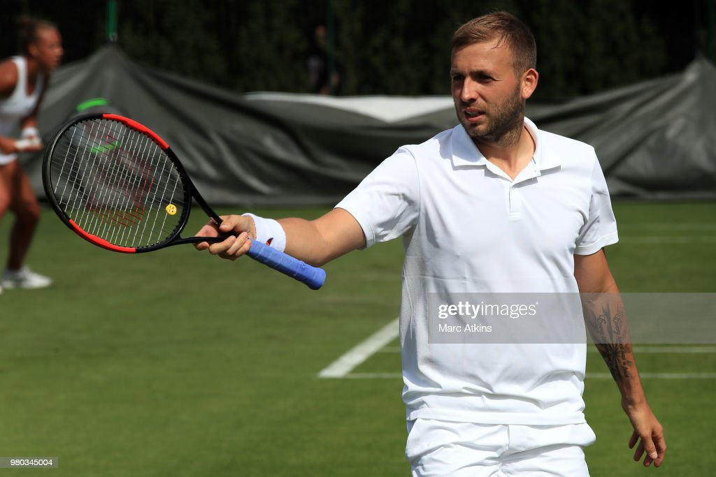 The Championships - Wimbledon 2018 Pre-Qualifying