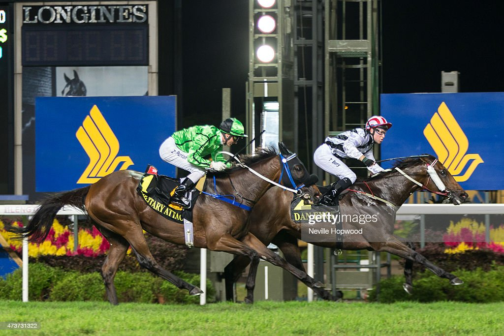 Singapore Racing : News Photo