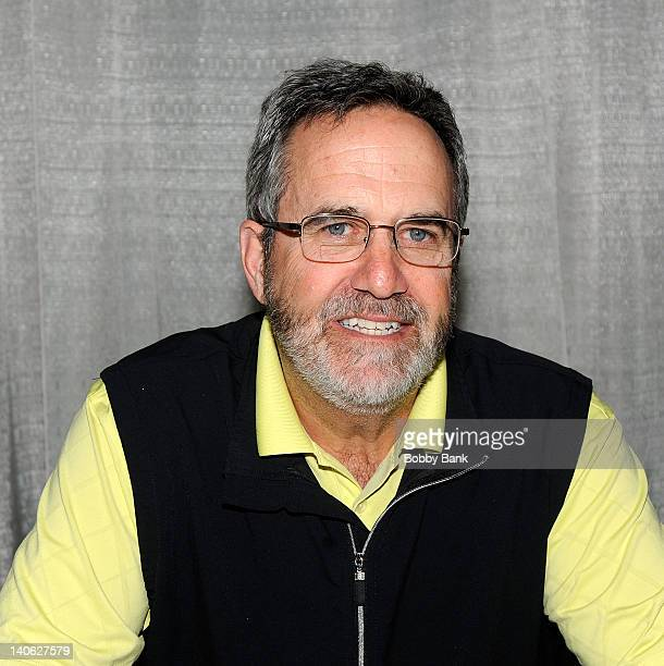 Dan Fouts attends the 2012 Collectors Showcase of America at the New Jersey Convention and Exposition Center on March 3 2012 in Edison New Jersey