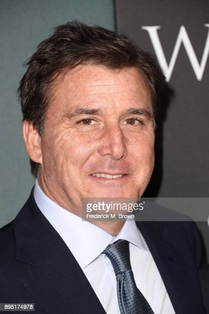 Dan Friedkin attends the premiere of Sony Pictures Entertainment's All The Money In The World at Samuel Goldwyn Theater on December 18 2017 in...