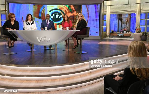 THE VIEW Dan Gasby is the guest Thursday February 7 2019 on Walt Disney Television via Getty Images's The View The View airs MondayFriday on the Walt...