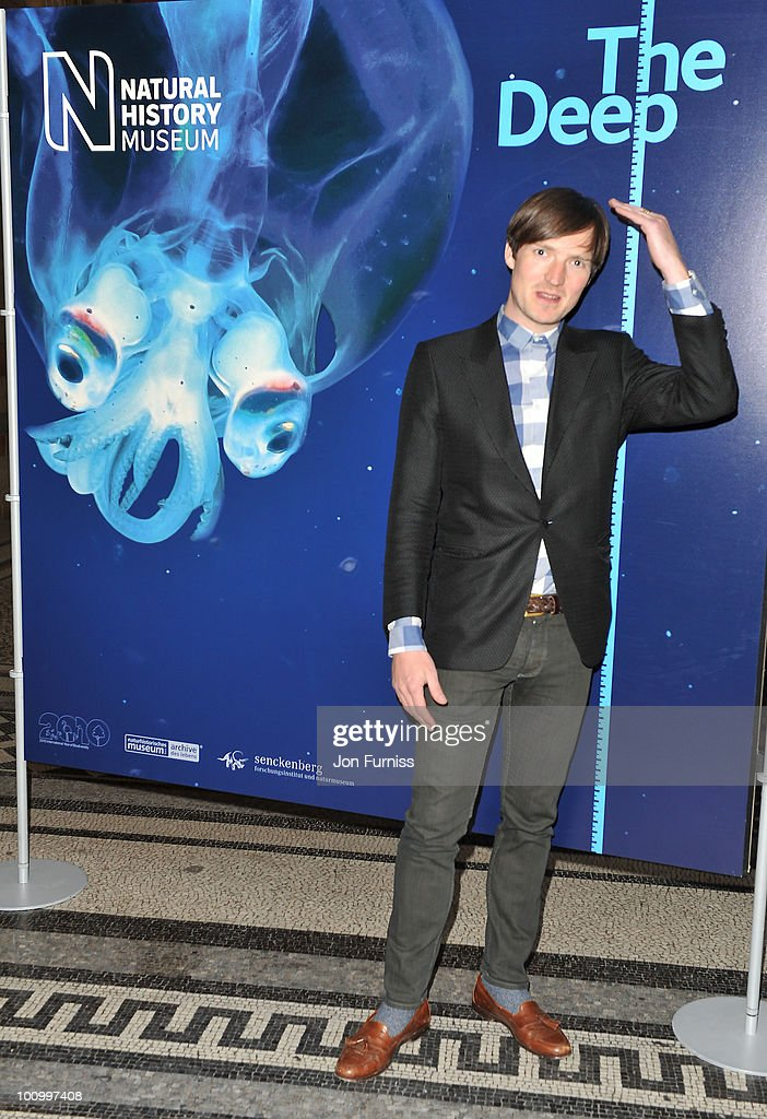 The Deep At The Natural History Museum - Launch Party