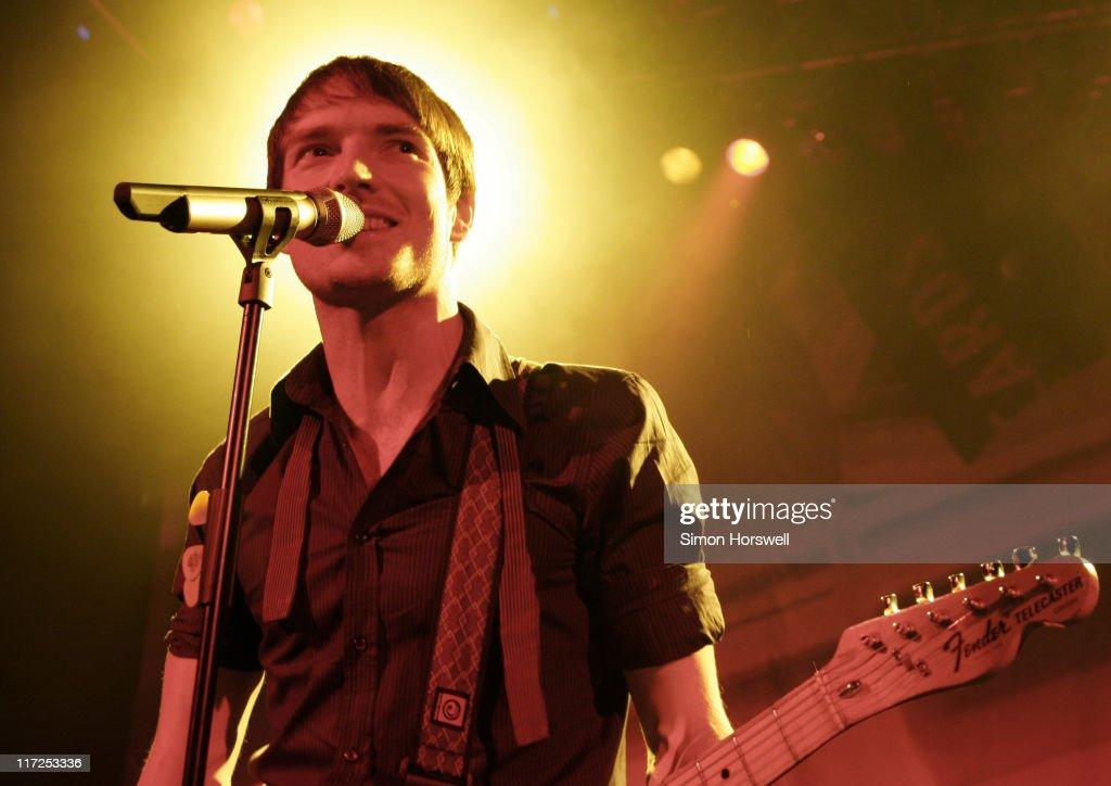 The Feeling in Concert at Shepherd's Bush Empire in London - November 2, 2006