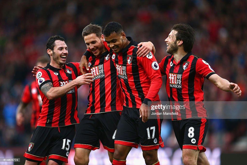 AFC Bournemouth v Hull City - Premier League : News Photo
