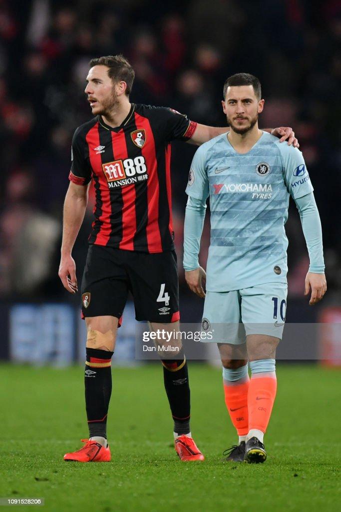 AFC Bournemouth v Chelsea FC - Premier League : Nieuwsfoto's