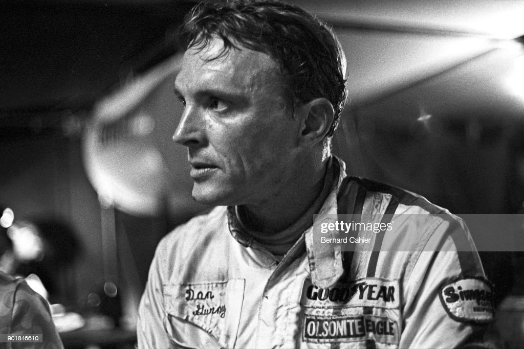 Dan Gurney, 12 Hours of Sebring, Sebring, 21 March 1970.