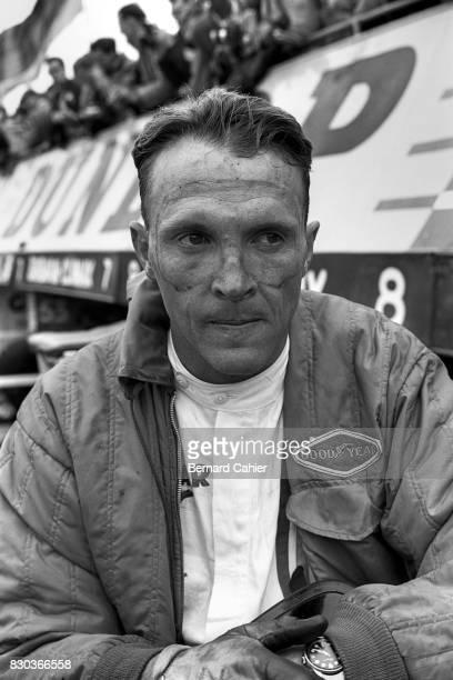 Dan Gurney 24 Hours of Le Mans Le Mans 19 June 1966