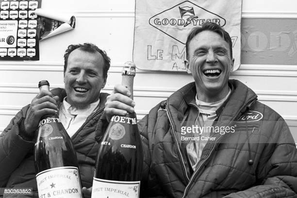 Dan Gurney A J Foyt 24 Hours of Le Mans Le Mans 11 June 1967