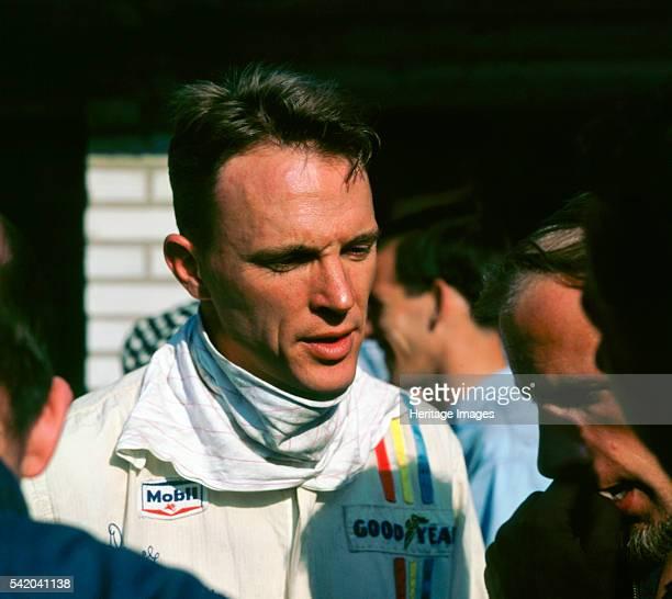 Dan Gurney at 1966 Dutch Grand Prix