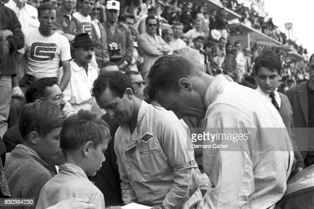 Dan Gurney Bob Bondurant 24 Hours of Le Mans Le Mans 22 June 1964