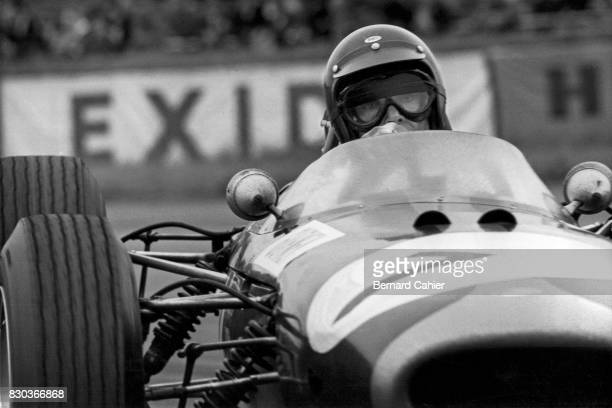 Dan Gurney Brabham BT11 Grand Prix of Great Britain Silverstone 10 July 1965