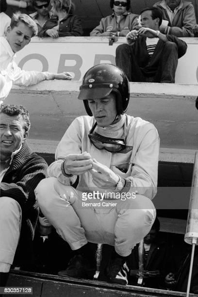 Dan Gurney Carol Shelby 24 Hours of Le Mans Le Mans 22 June 1964