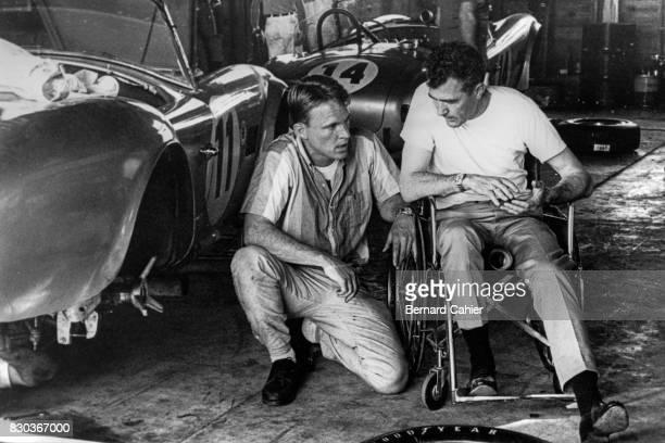 Dan Gurney Carol Shelby Shelby Cobra 12 Hours of Sebring Sebring 21 March 1964