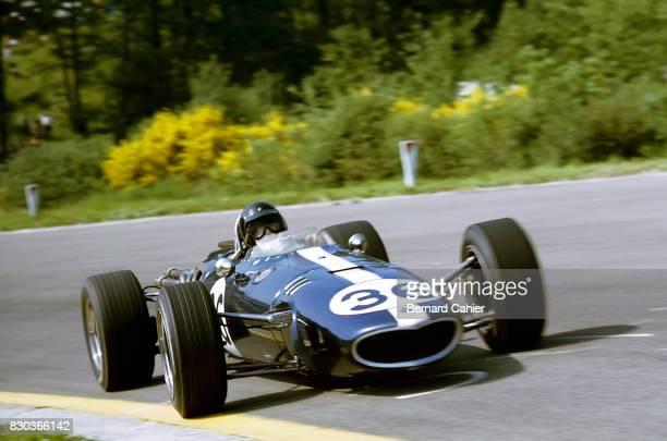 Dan Gurney EagleWeslake T1G Grand Prix of Belgium Spa Francorchamps 18 June 1967