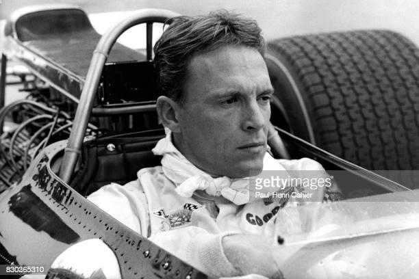 Dan Gurney, Eagle-Weslake T1G, Grand Prix of Germany, Nurburgring, 04 August 1968.
