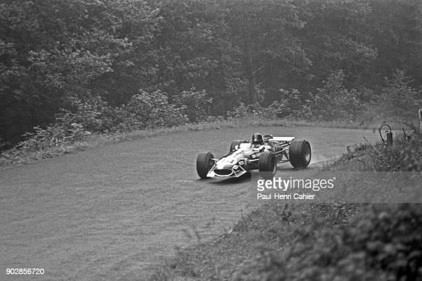 Dan Gurney EagleWeslake T1G Grand Prix of Germany Nurburgring 04 August 1968