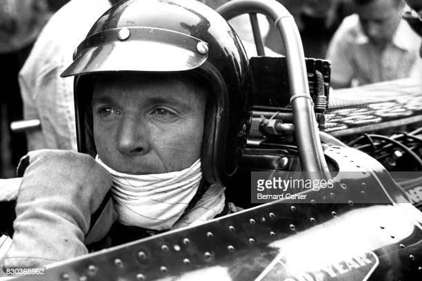 Dan Gurney EagleWeslake T1G Grand Prix of Germany Nurburgring 06 August 1967