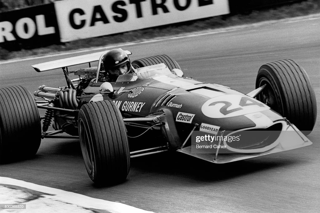 Dan Gurney, Grand Prix Of Great Britain : Foto di attualità
