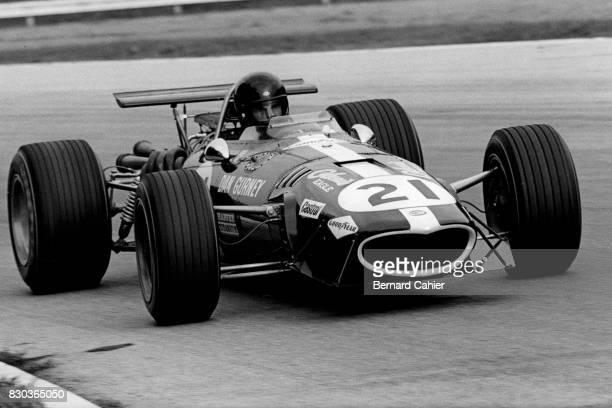 Dan Gurney, Eagle-Weslake T1G, Grand Prix of Italy, Monza, 08 September 1968.